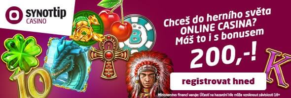 Synot Games - online casino