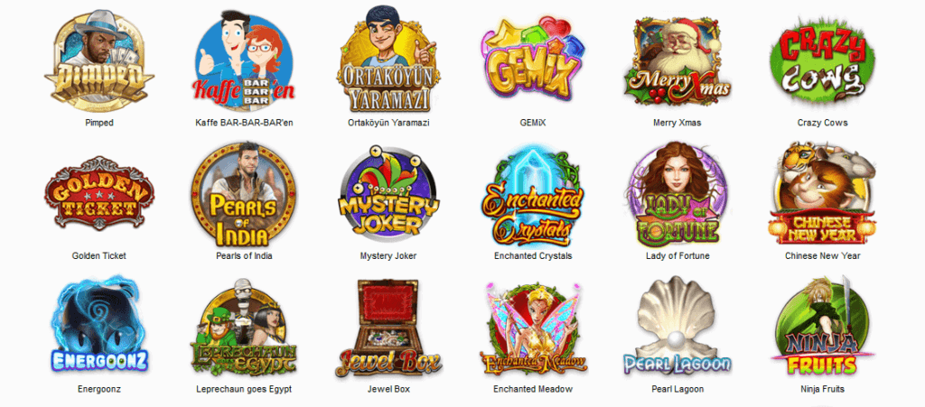 Play and GO online casino hry zdarma