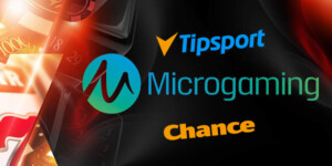 Nové hry od Microgaming v Tipsport a Chance casinu