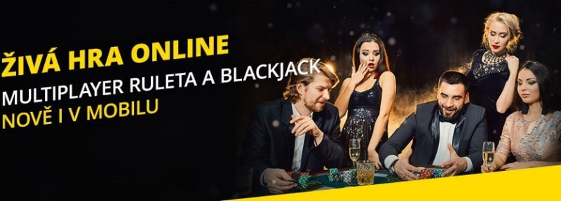 Fortuna casino - multiplayer hra rulety a blackjacku