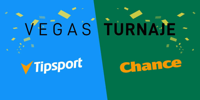 VEGAS turnaje - Casino Tipsport a Chance