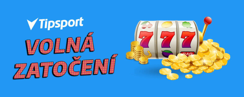 150 free spinů v Tipsport casinu