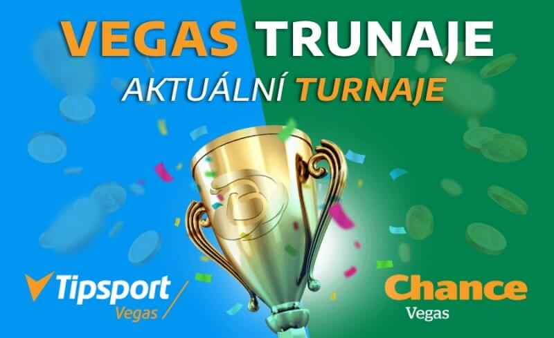 Tipsport a Chance Vegas turnaje