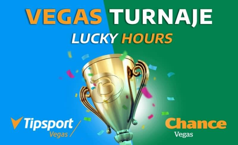 LUCKY HOURS - Chance a TIpsport Vegas turnaje
