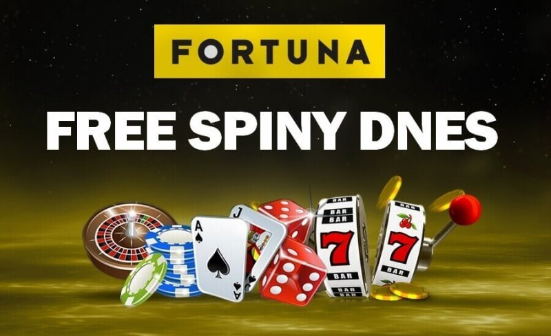 Fortuna free spin dnes