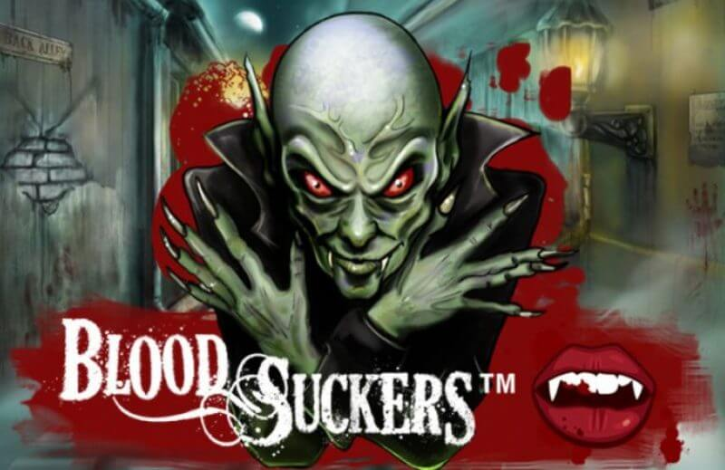 Blood suckers - výherní automat