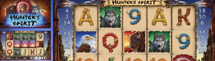 Synot Tip - hunter spirit - online casino