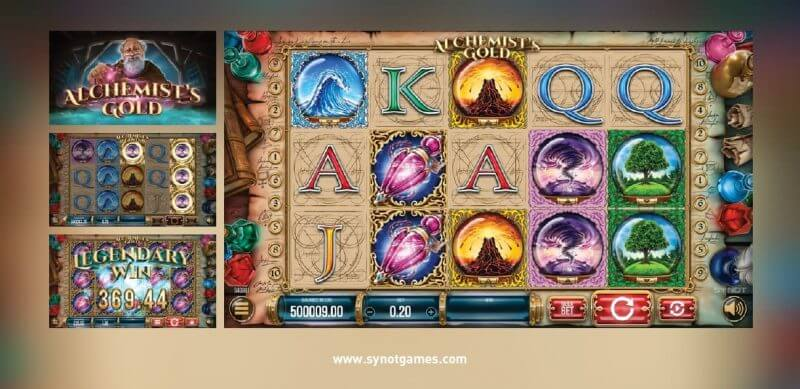 Synot Tip - online casino - hry a bonusy